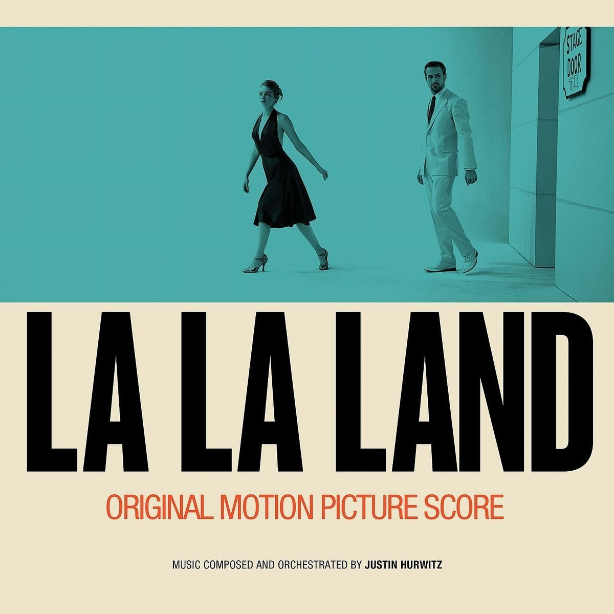LA LA LAND: SCORE ost앨범 이미지