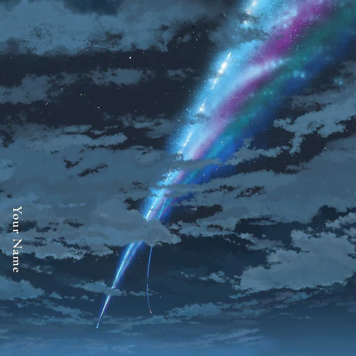 YOUR NAME。[君の名は。] ost앨범 이미지
