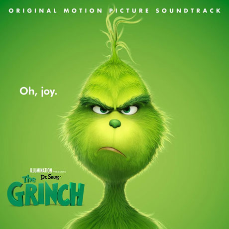Dr. Seuss' The Grinch OST by Danny Elfman