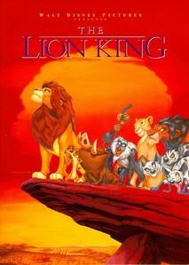 라이온 킹 (1994) 이미지
